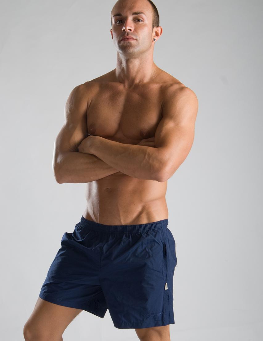 Мужские шорты пляжные GERONIMO P300 4dark blue