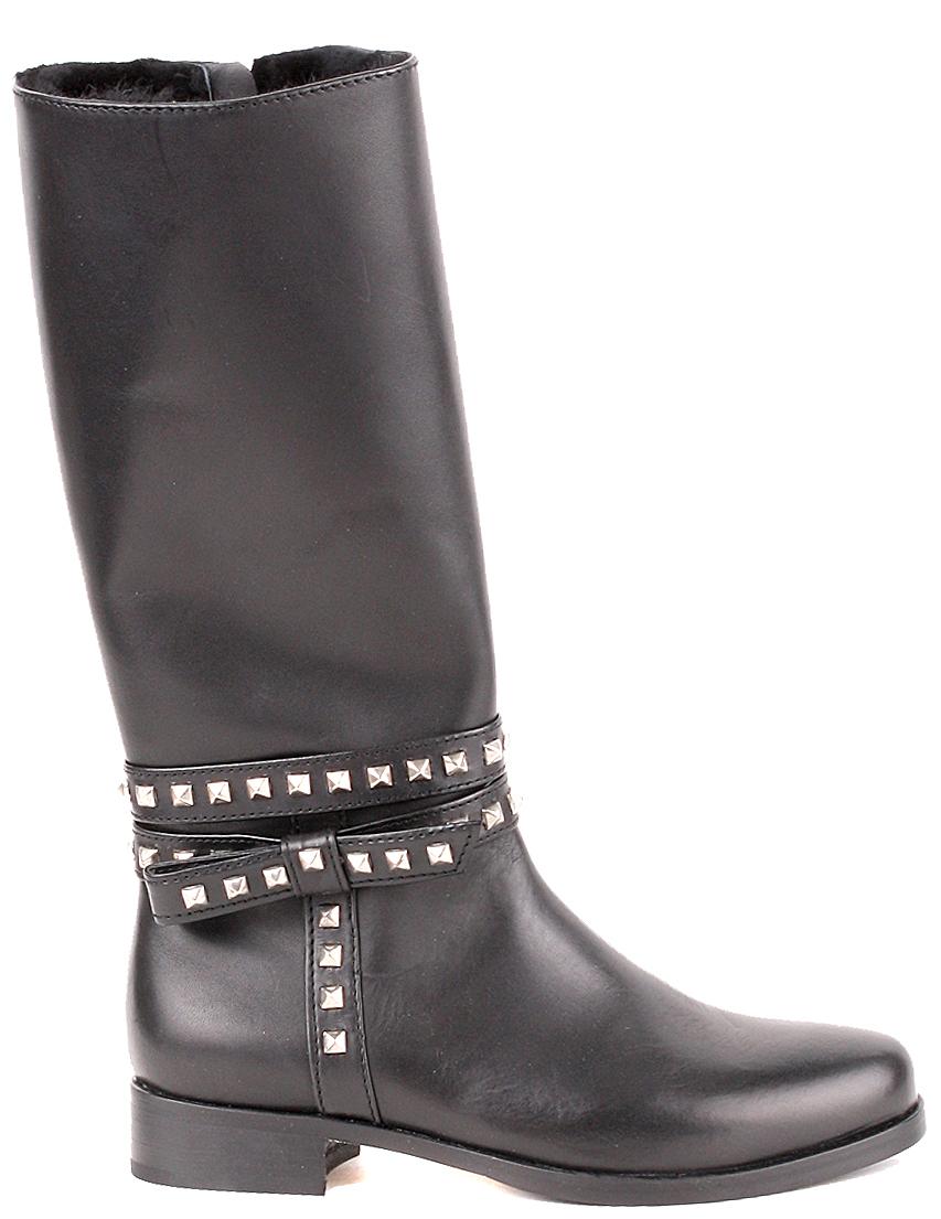 Детские сапоги для девочек GALLUCCI 5316-black