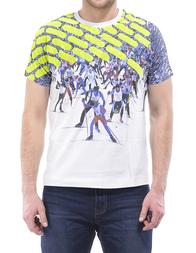 Мужская футболка DIRK BIKKEMBERGS DB7530174S800
