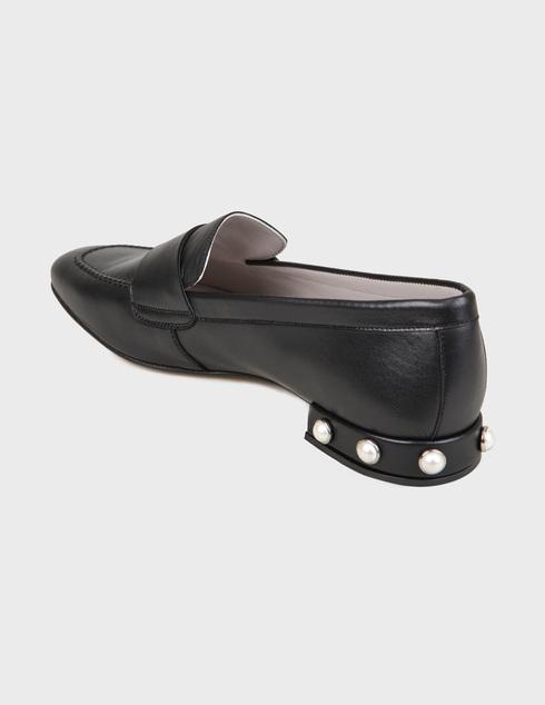 женские черные Туфли Pertini 191W15508D1 - фото-2