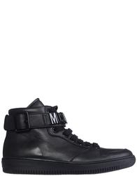 Детские кроссовки для мальчиков Moschino 25953-nero-black