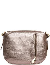 Женская сумка Di Gregorio 755_bronza