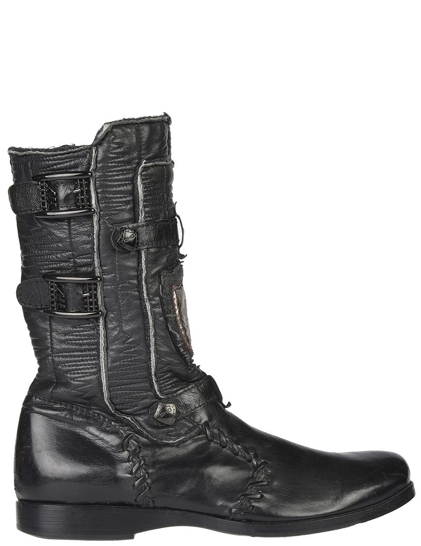 Мужские сапоги Alexander Hotto A7073_gray