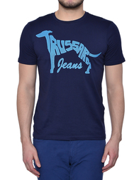 Футболка TRUSSARDI JEANS 52T1253-48