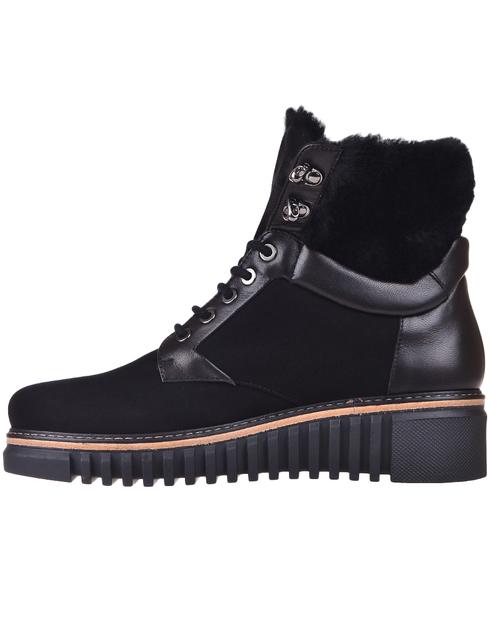 женские черные Ботинки Loriblu AGR-815RT1535R - фото-2