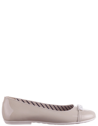 Детские туфли для девочек MOSCHINO 25460-beige