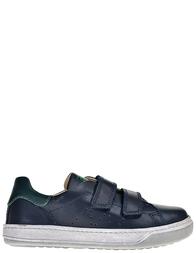 Детские кроссовки для мальчиков Naturino Lenny-blue-verdone_blue