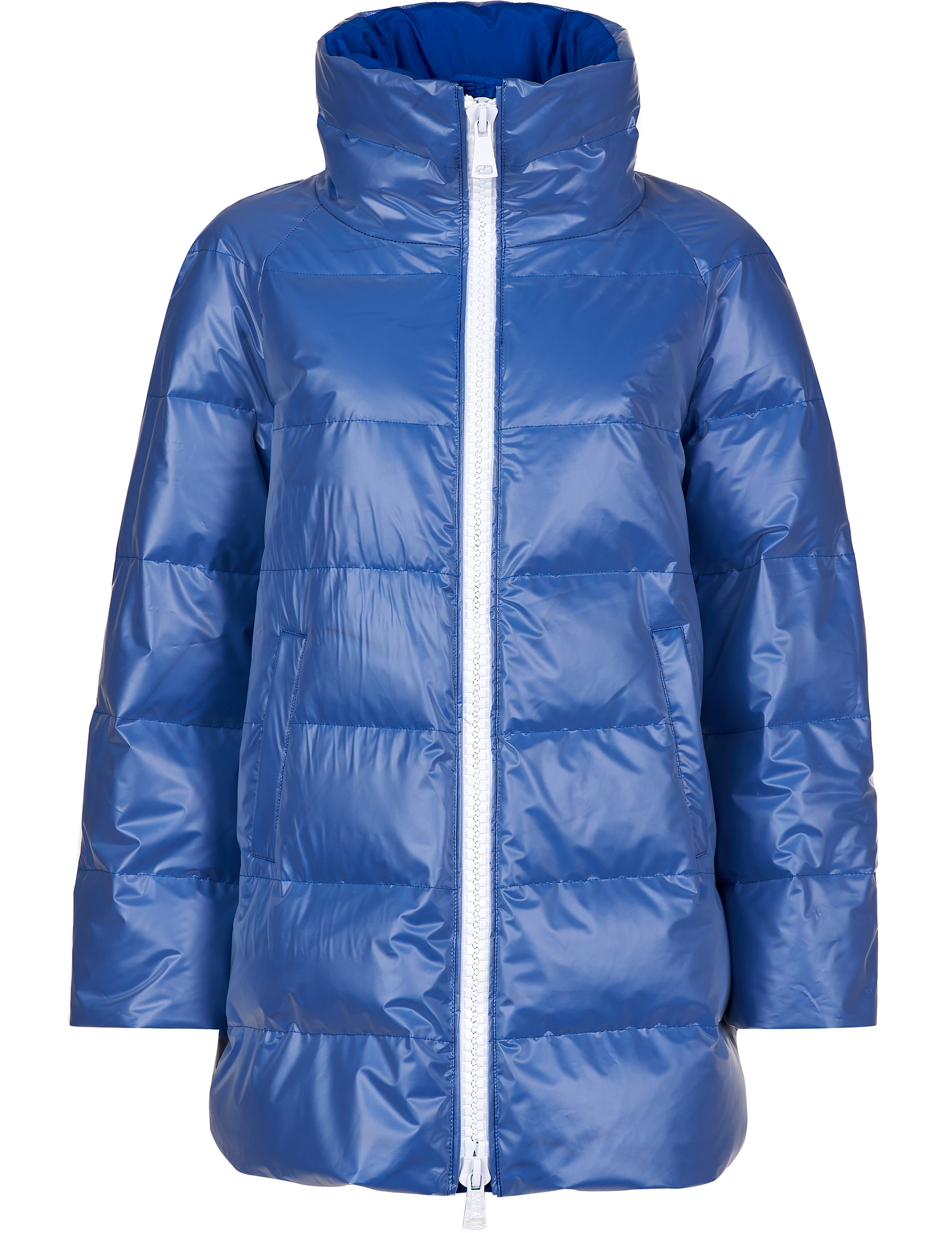 Купить Куртки, Куртка, GALLOTTI, Синий, 100%Полиуритан;100%Полиэстер;100%Полиамид, Осень-Зима