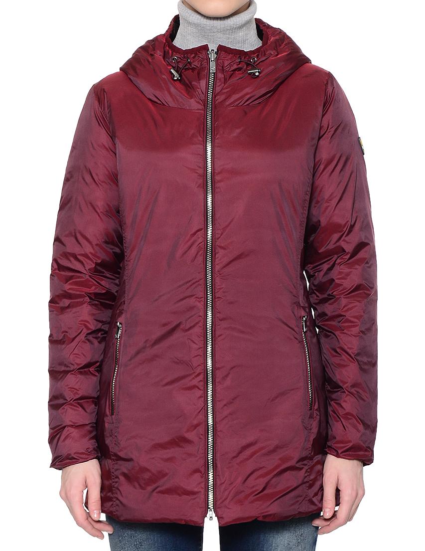 Купить Куртка, CIESSE PIUMINI, Бордовый, 100%Полиэстер;54%Полиэстер 46%Нейлон, Осень-Зима