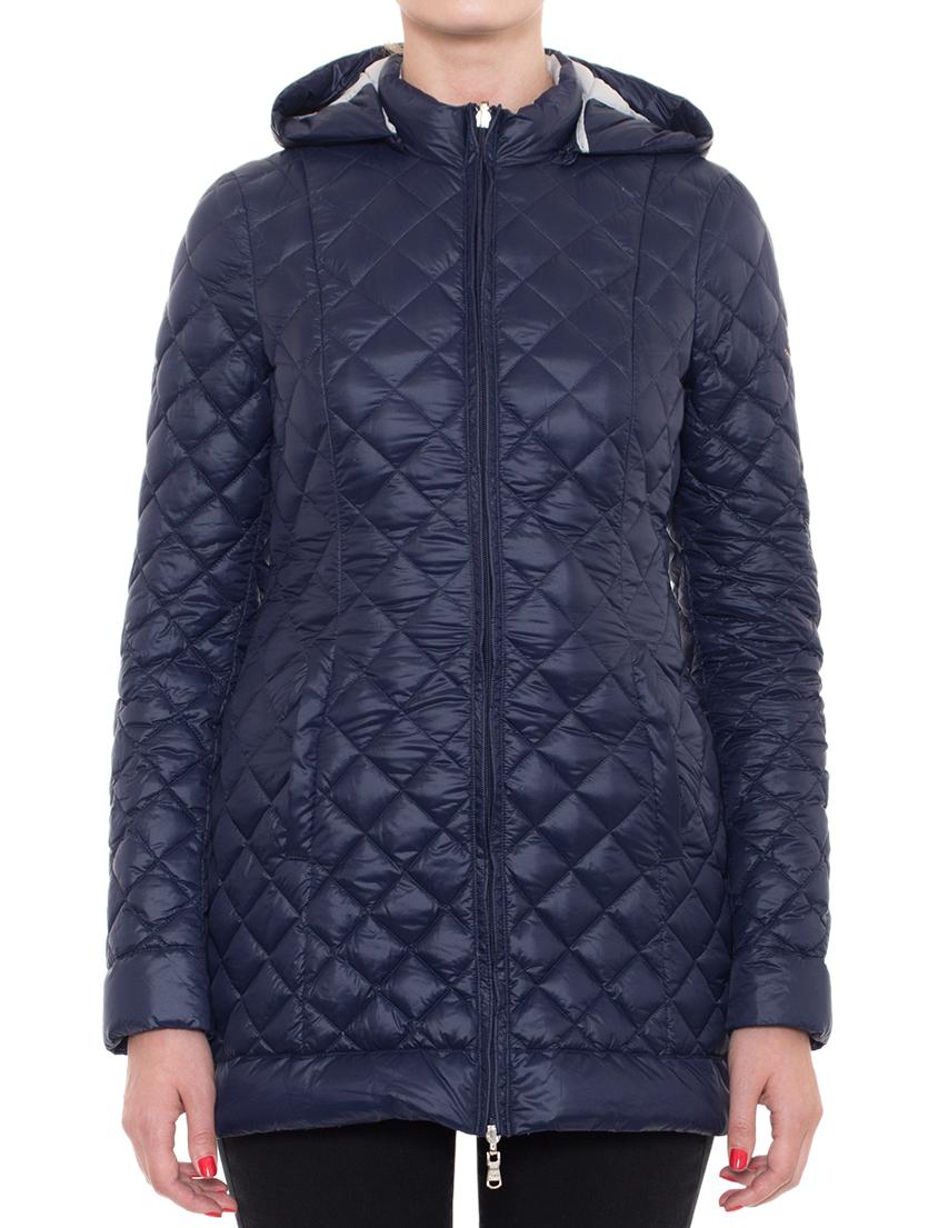 Купить Куртка, PATRIZIA PEPE, Синий, 100%Полиэстер, Осень-Зима