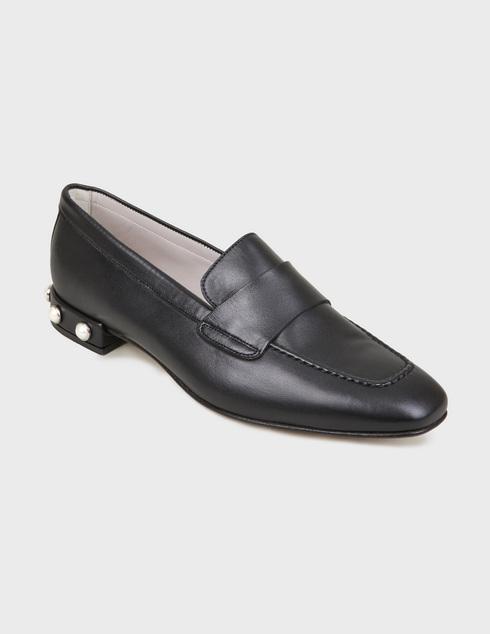 черные Туфли Pertini 191W15508D1