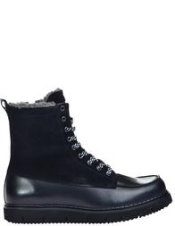 Мужские ботинки ARMANI JEANS 935009-М_black