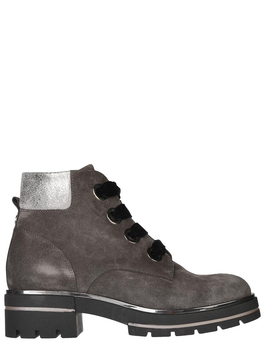 Купить Ботинки, TINE'S, Серый, Осень-Зима
