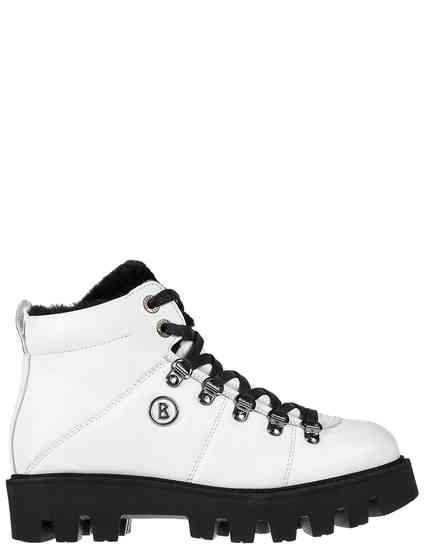 белые Полуботинки Bogner 293-C583-10