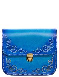 Женская сумка AMO ACCESSORI AMO6181blue