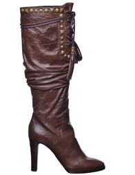Женские сапоги LE SILLA 522880-brown