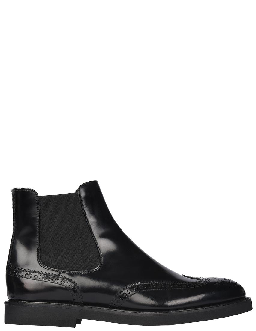 Женские ботинки Roberto Serpentini RS8504_black