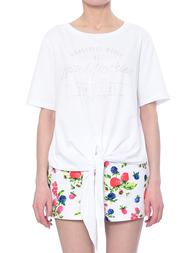 Женская футболка LOVE MOSCHINO 4G1301-E1698-A00