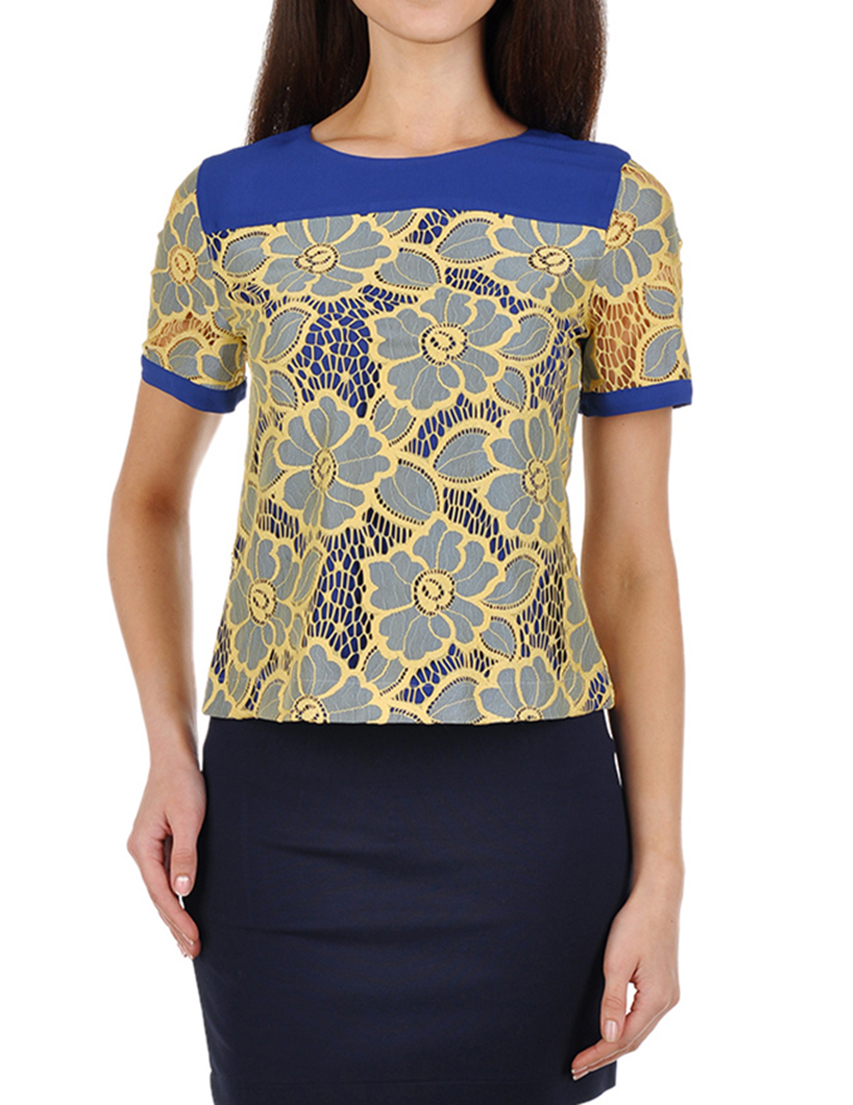Блуза PATRIZIA PEPE 2C0815AN134-F2DM