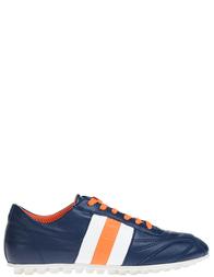 Мужские кроссовки BIKKEMBERGS 106695_blue