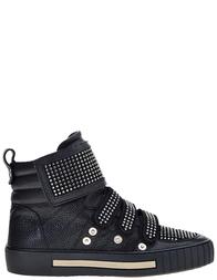 Женские кроссовки Alessandro Dell'Acqua 5005_black