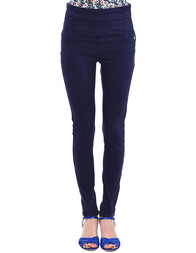 Женские брюки PATRIZIA PEPE BJ0367-AS04-blue