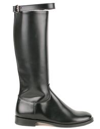 Детские сапоги для девочек GALLUCCI 5065-black