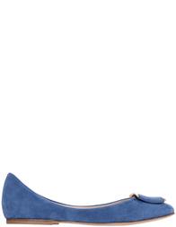 Женские балетки Guja 3349_blue