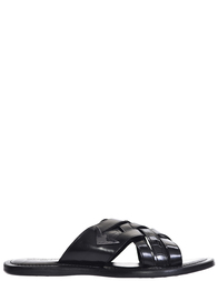 Мужские шлепанцы Roberto Serpentini 3086_black