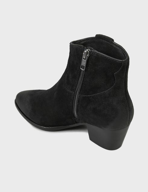 черные женские Ботильоны Ash HOUSTON002 4176 грн