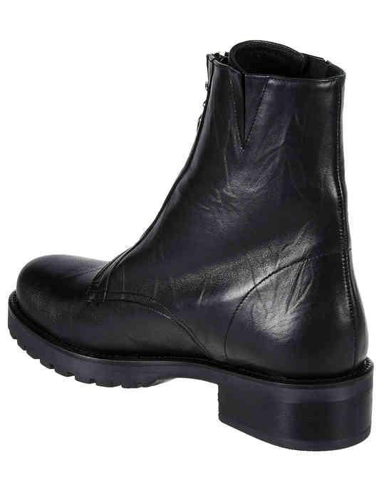 черные женские Ботинки Patrizia Pepe 2V8937-A3RL-K103_black 6205 грн