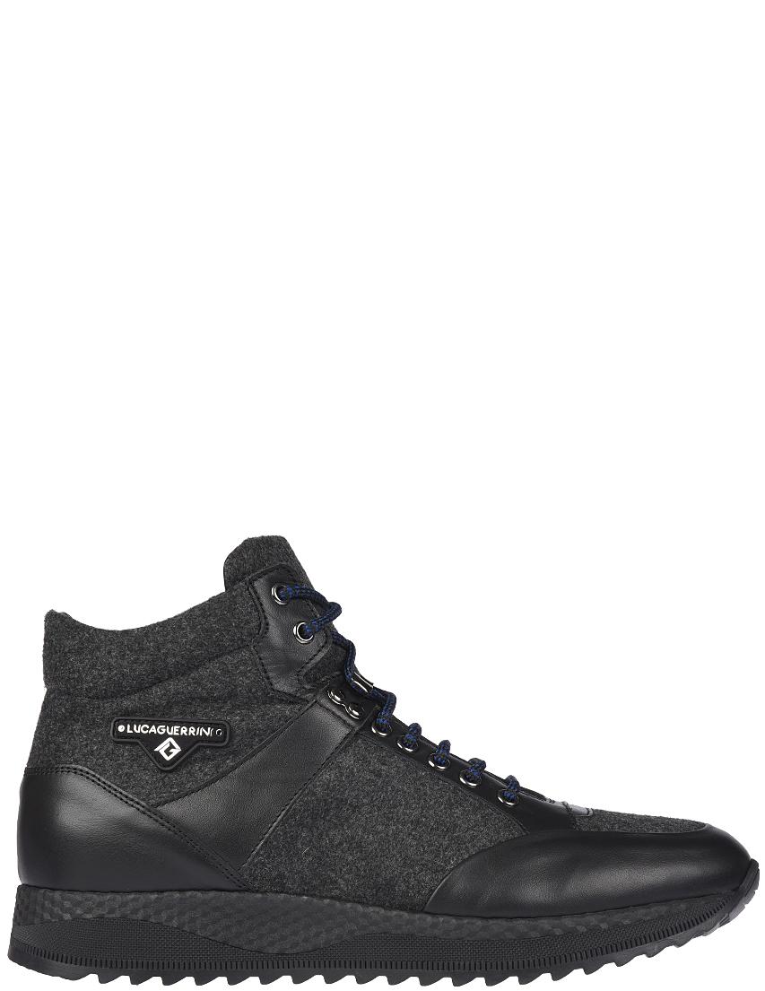 Мужские кроссовки Luca Guerrini 9809grey