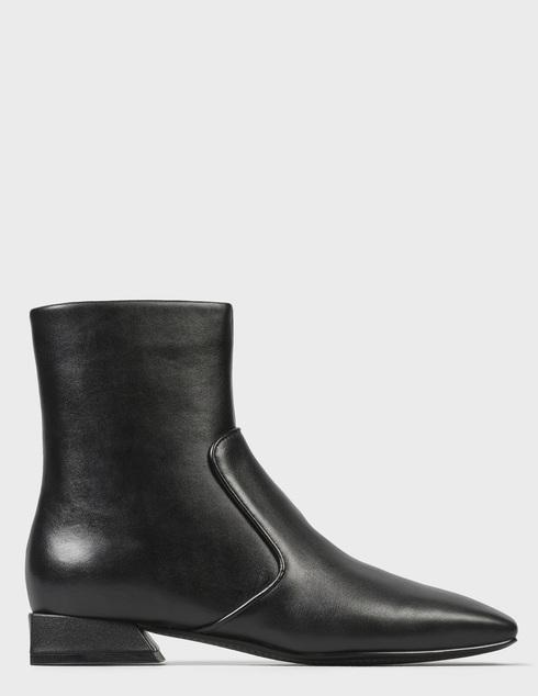 женские черные Ботинки What For FW20WF098 - фото-7