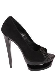 Женские туфли GENUIN VIVIER 7422-black
