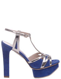 Женские босоножки GUIDO SGARIGLIA 1627SA_blue