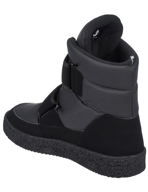 мужские черные Ботинки Jog Dog 18006 - фото-2