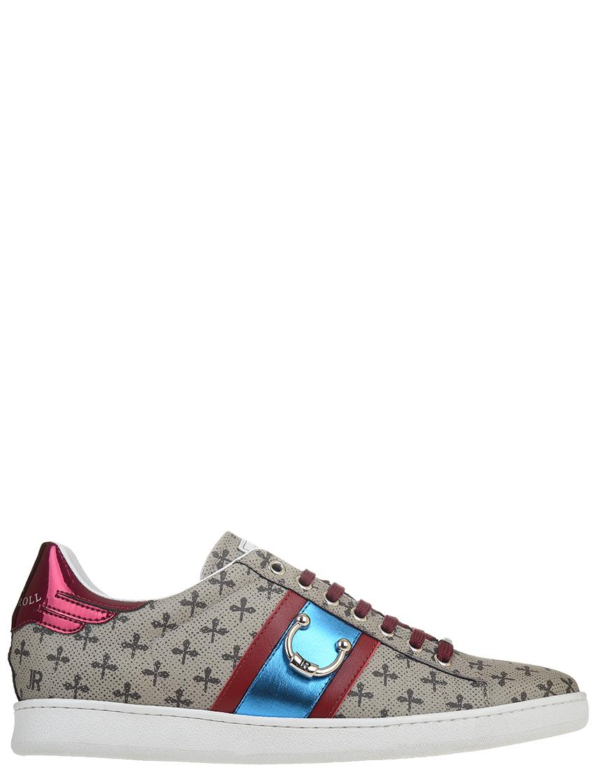 Мужские кроссовки John Richmond 4108-К-LM_gray