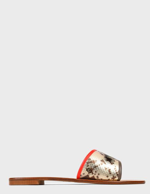 женские многоцветные Шлепанцы Trussardi 79A005399Y099998-W738 - фото-2