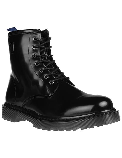 черные мужские Ботинки Trussardi 77A001269Y099999-K299 3987 грн