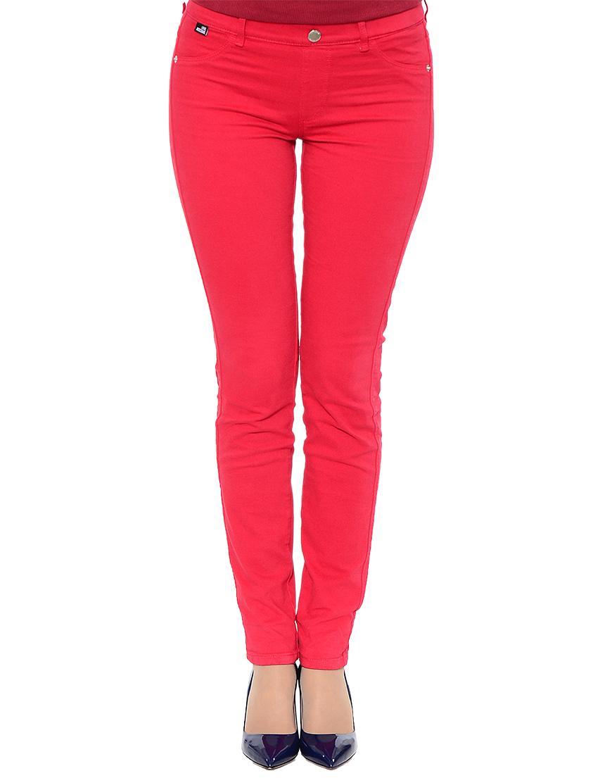 Женские брюки LOVE MOSCHINO Q40783S2884-P13_red