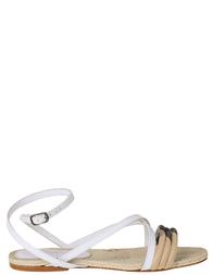 Детские сандалии для девочек BURBERRY B7_multi