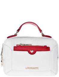 Женская сумка Love Moschino 4056_white