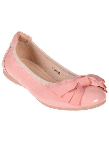 женские розовые Балетки Gianni Renzi 1046_pink - фото-2