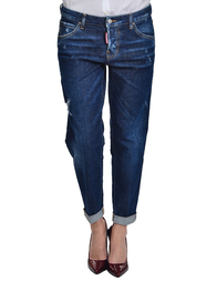 Женские джинсы DSQUARED2 0796-blueD