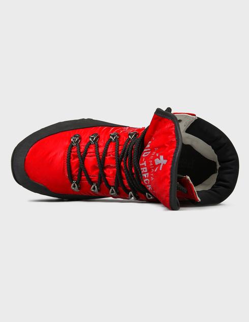 красные женские Ботинки Premiata MIDTRECD_0168D 11871 грн