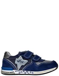 Детские кроссовки для мальчиков Wizz Novak-navy-acciaio_blue