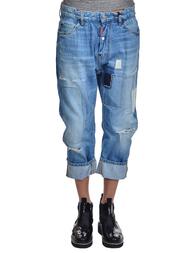Женские джинсы DSQUARED2 0720_blue