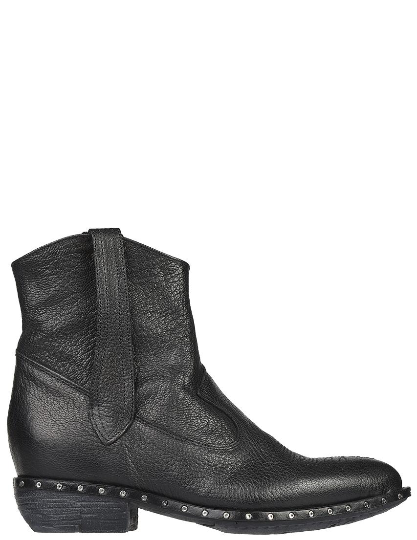 Женские ботинки LEstrosa 1055_black