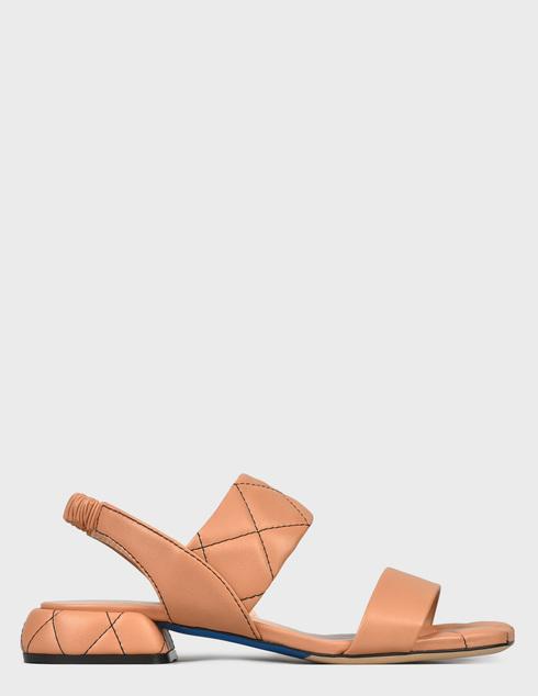 женские коричневые Босоножки Loriblu AGR-1EM3002700 - фото-6