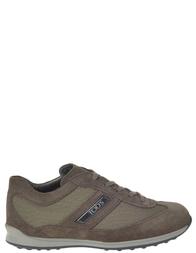 Детские кроссовки для мальчиков TOD'S UXCOHE064601L1685A_brown